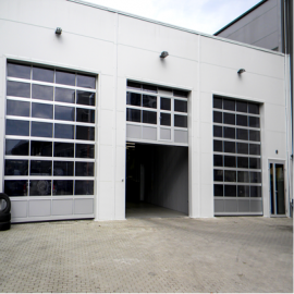 "Industrial sectional doors ""IG40"""