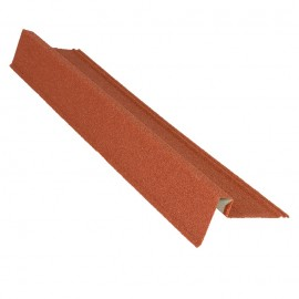 Easy-Pan Roof edge profile - Red