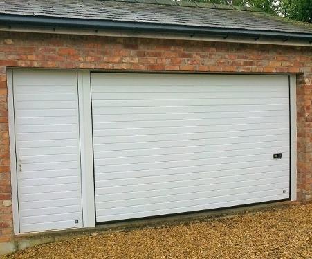 Termoside Garage Side Door Ripo International