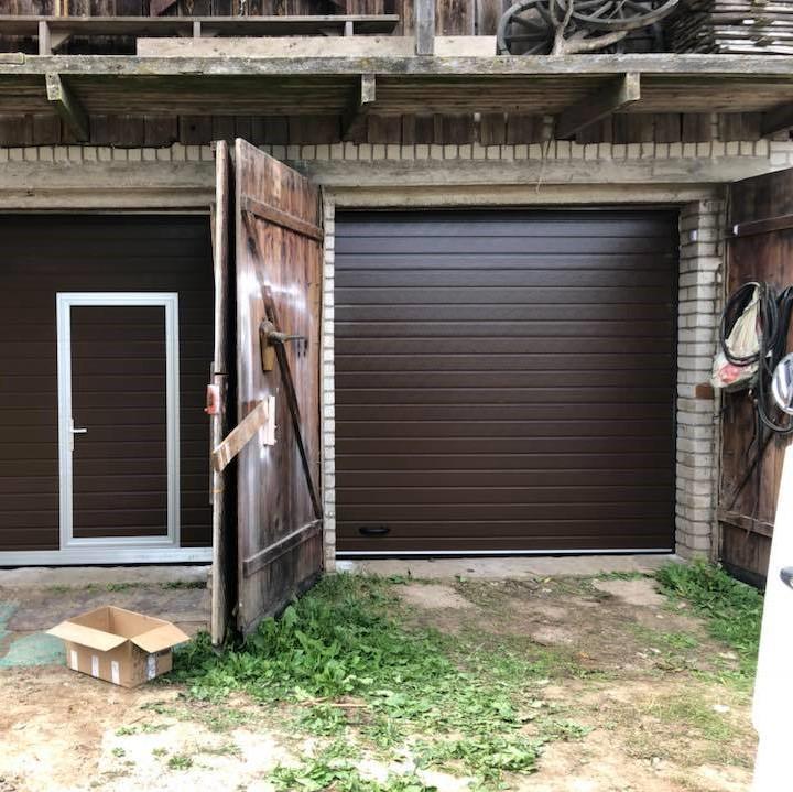 гаражные ворота Termolift Ripo International