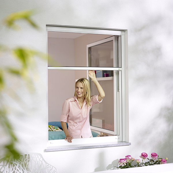 Rullo insect net for aluminium window