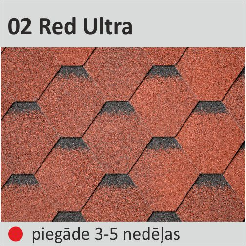20 Tile Red Ultra