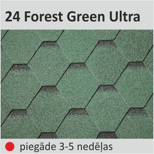 24 Forest Green Ultra